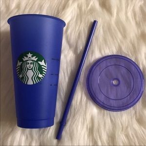 NEW Starbucks Venti Summer Changing Cold Cup!